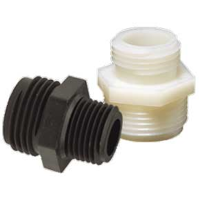 Tuff-Lite� Male GHT x Male NPT Adapter