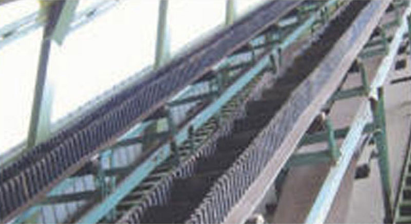 Truco conveyor belting can be cut to specified lengths